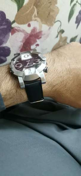 Faconnable hydra sports watch