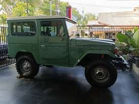 Hardtop BJ 40 th 1984 akhir (faktur 1985)