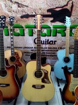 Akustik Cloeclark Mewah Berkualitas & Bergaransi Suara Di Jamin Mantap