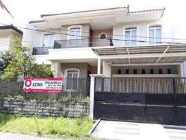 Rumah baru, siap huni, lingkungan Aman & Nyaman