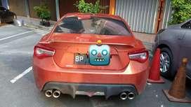 Dijua..Toyota FT 86.Auto