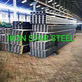 Supplier baja Cnp, pipa, unp, besi beton, Wiremesh dll