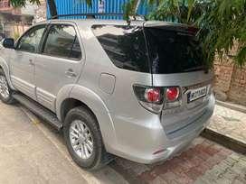Toyota Fortuner 3.0 4x4 Manual, 2013, Diesel