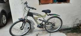6 speed geared cycle