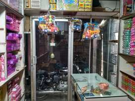 Shop with complete furniture in old balibat jorhat for rent