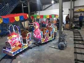 RF 10 wahana odong kereta rel bawah murah pabrik cv ilham