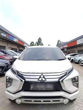 Mitsubishi Xpander Ultimate A/T Thn 2017 Putih Kilometer Low