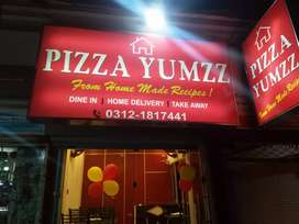Rider Required At Pizza shop in Model colony Malir Near Airport