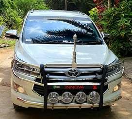 Toyota INNOVA CRYSTA ZX 2.4 Diesel 7 Seater, 2016, Diesel