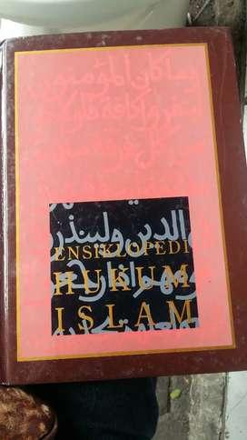 Buku Ensiklopedia Hukum Islam (6 jilid)