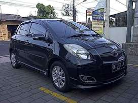 Yaris s limited 2012 At mulus