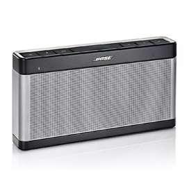 BOSE SOUNDLINK 3 Bluetooth speaker