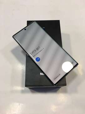 Dont msg only cal☝️☝️. samsung note 10+ 256 gb