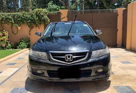 Honda Accord 2005 CL7