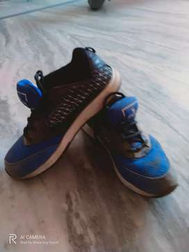 Speed shoes