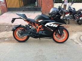 Mint Condition KTM RC 200