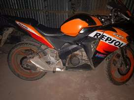 Sell or exchange cbr 150 repsol edition