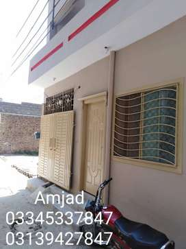 Ground Floor (565 sqft) on Rent Rs.12000