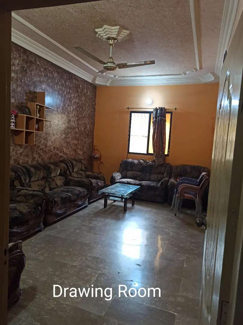 Flat for Sell First Floor At Nazimabad No 5 0