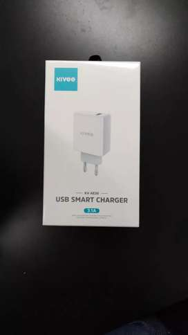 Kepala Charger 3.1A Fast Charging