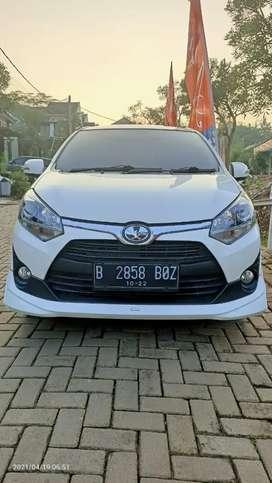 Dijual Toyota Agya 1.2 TRD Sportivo Matic