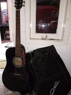 Gitar akustik string