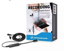 Sennheiser Mic Digital Clip On