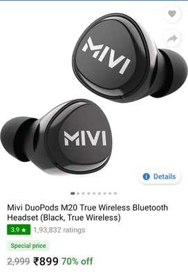 Airdrops earphone