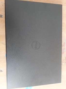 Dell laptop 4 gb 1 tb and 128gb ssd intel i3