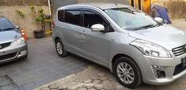 Suzuki ertiga GL manual 2013 (Low kilometer)