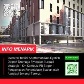 Terkini Pilihan Investor Property Apartemen Kos IPB Dramaga Bogor