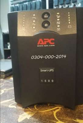 APC UPS 1000VA/1500VA BOX PACKED UPS