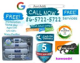 kawoedri WATER PURIFIER WATER FILTER TV DTH   FREE INSTALLATION AND SE