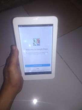 tablet evercoss AT1D , mumer bagus buat mainan balita