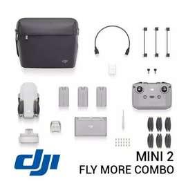 DJI Mini 2 Fly More Combo (Garansi Resmi TAM)