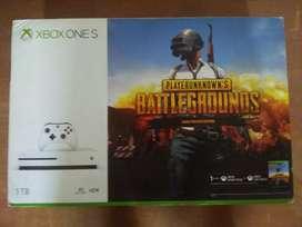 Xbox One S 1TB with PubG bundle