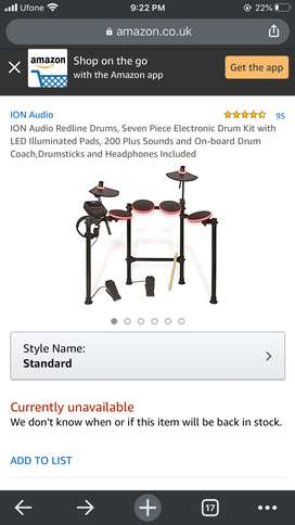 Drum kit Set