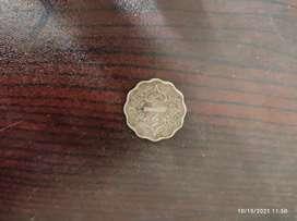 Coin collection 1quater  anna