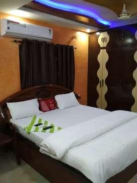 Accommodation on daily basis