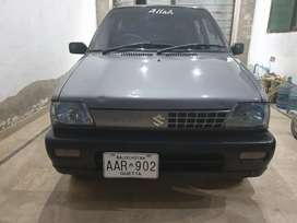 I want to sell my car VXR mehran in a good condition