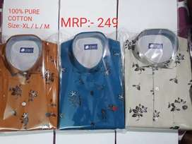 GOOD QUALITY READYMADE SHIRT AT CHEAPEST RATE
