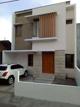 Jual Rumah baru kawasan kampus dan bisnis, Seturan, Sleman, Yogyakarta