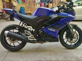 Yamaha R15 v3 very good condition