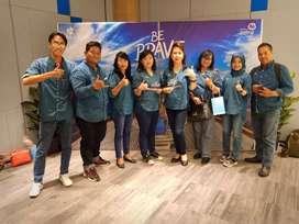 Marketing Asuransi Mobil Tangerang,incomeOK,Training FREE,Trip DLM&LN
