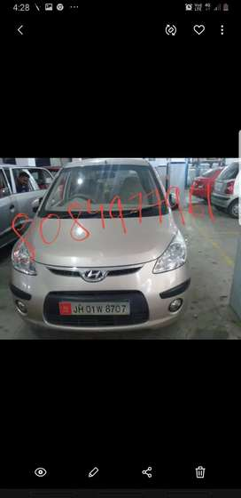 Well Well maintained condition i10 top model sport