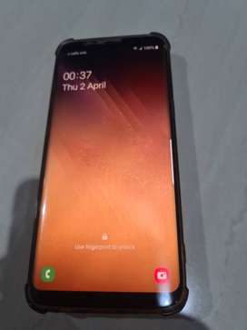 Samsung S8 dari baru resmi SEIN Gold