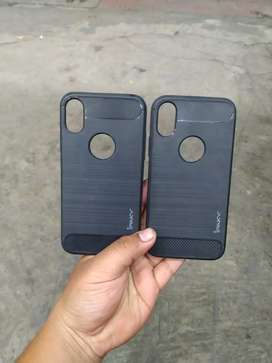 Softcase Ipaky Carbone iPhone 8G