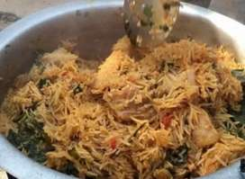 BEST BIRIYANI BUSINESS DEAL!! (BLESSING CATERERS)