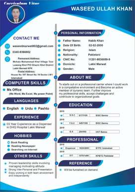 Needed clinic jobs or private hospital