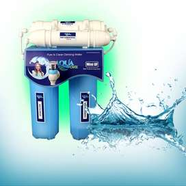Water Purifier Ultra Filtration 4 Stage Non Electric